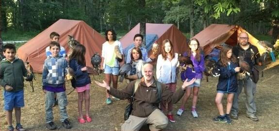 Детские лагерь Юный Сокольник с активным отдыхом и увлекательными квестами