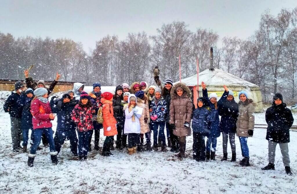 Фото гостей Музея соколиной охоты