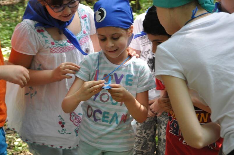Игра или квест для детей на выпускной в экопарке в Подмосковье