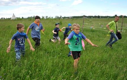 летний лагерь для подростков
